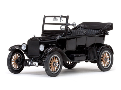 SunStar 1/24 1925 Ford Model T Touring image