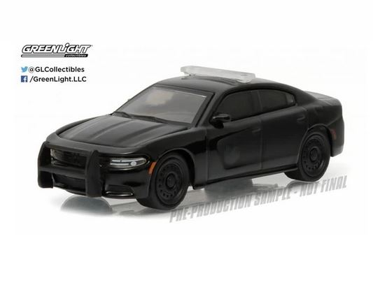 Greenlight 1/64 2016 Dodge Charger image
