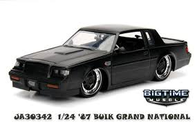 Jada 1/24 '87 Buik Grand National Big Time Muscle image