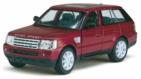 Kintoy 1/38 Range Rover Sport image