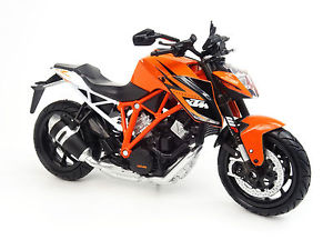 New Ray 1/12 KTM 1290 Superduke R Orange image