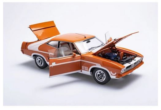 Biante 1/18 Ford XB Falcon Hardtop GT McLeon Horn Special image