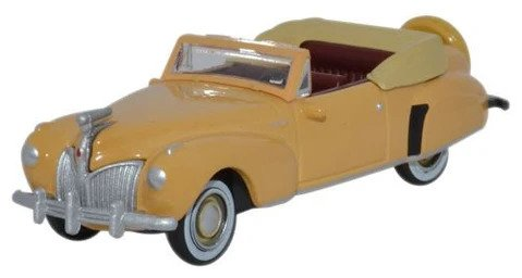 Oxford  1/87 1941 Lincoln Continental  image