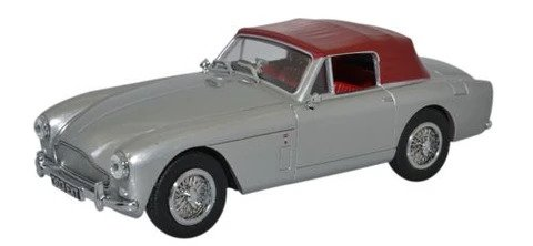 Oxford  1/76 Aston Martin Db2 Mkiii Dhc  image