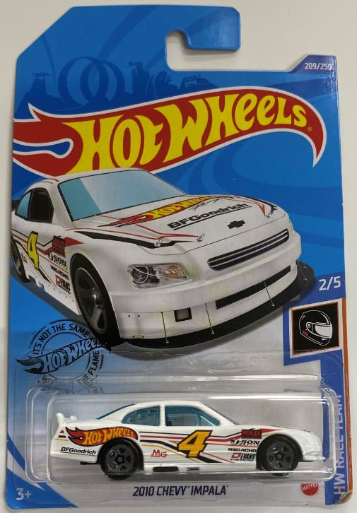 Hot Wheels 2010 Chevy Impala image