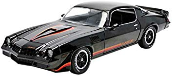 Greenlight Collectables 1/18 1979 Chevy Camaro Z/28 Black Hard Top image