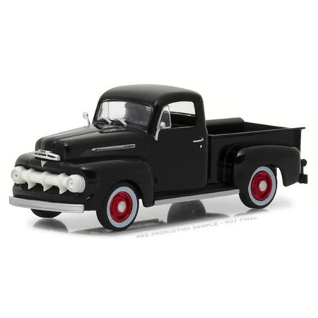 Greenlight 1/43 1951 Ford F-1 Black image