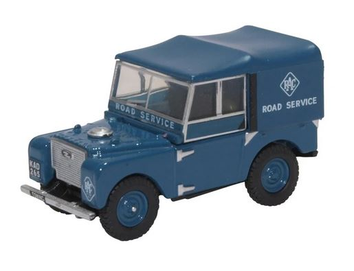 "Oxford  1/76 Land Rover Series 1 88"" - Canvas  image"