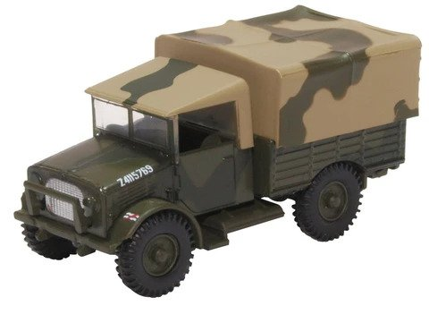 Oxford  1/76 Bedford MWD  2 Corps, 1/7th Middlesex Reg image