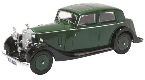 Oxford  1/43 Rolls Royce 25/30 Thrupp & Maberly  image