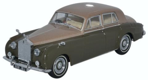 Oxford  1/43 Rolls Royce Silver Cloud 1  image