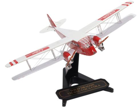 Oxford  1/72 De Havilland DH84 Dargon VH-AQU Coke image