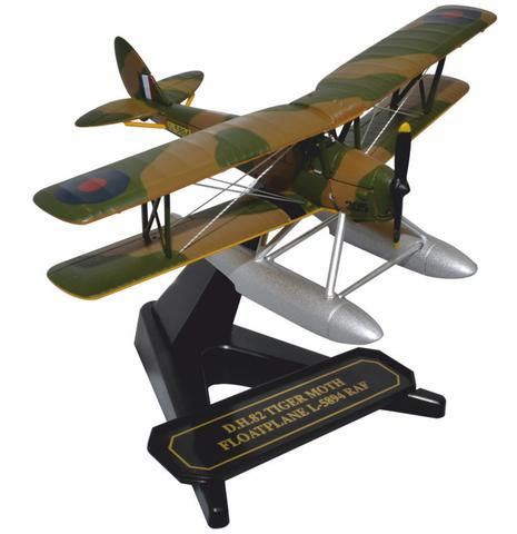 Oxford 1/72 De Havilland Tiger Moth - RAF 5894 Floatplane  image