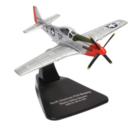 Oxford  1/72 Mustang P51D Sweet Arlene- 2nd Lt Arthur Reed Bowers image