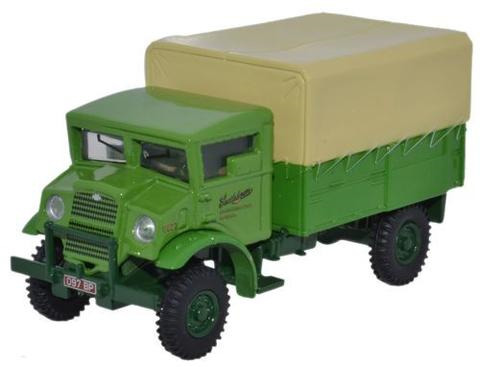 Oxford  1/76 CMP LAA Tractor Southdown Motor Services image