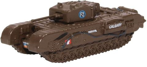 Oxford  1/148 Churchill Tank MkIII - 1st Canadian Army  image