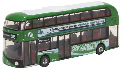Oxford  1/148 New Routemaster Bus - First West Yorkshire  image