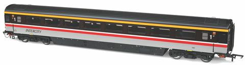 Oxford  1/76 Mk3a Coach FO - BR Intercity Swallow 11008  image