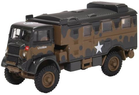 Oxford  1/76 Bedford QLR 8 Corps HQ image