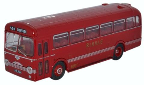 Oxford  1/76 Leyland Tiger Cub Saro Bus Ribble Motor Services image