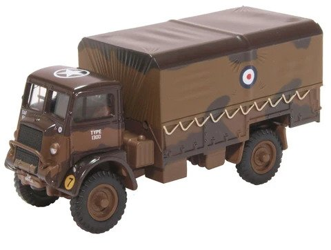 Oxford  1/76 Bedford QLD 2nd Tactical Air Force- 84, 1944 image