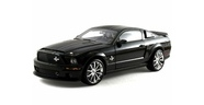 Shelby Collectables 1/18 2008 Shelby GT 500 Super Snake Black/Matt Black image