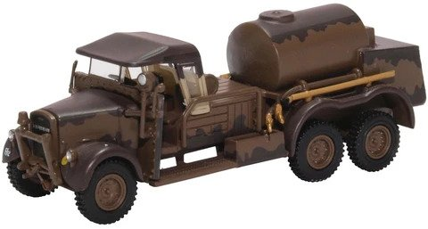 Oxford  1/76 Ford WOT1 Crash Tender - Mickey Mouse (Scampton)  image