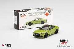 Mini GT 1/64 Bentley Continental GT Limited Edition by Mulliner image