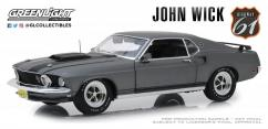 Greenlight 1/18 1969 Ford Mustang Boss 429 'John Wick Highway 61' image