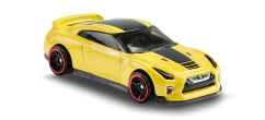 Hot Wheels 2017 Nissan GT-R R35 image