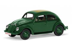 Corgi 1/43 VW Beetle British Army Military Police image