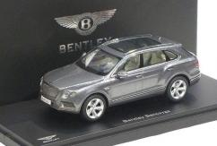 Kyosho 1/43 Bentley Bentayga Metallic Grey image
