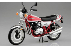 Aoshima 1/12 Kawasaki 750RS - Red/White image