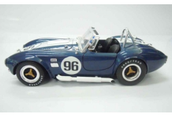Shelby Collectables 1/18 1965 Shelby Cobra 427 S/C #96 Blue/White image