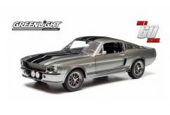 Greenlight 1/12 1967 Ford Mustang Eleanor - Gone in 60 Seconds image