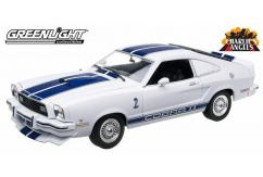 Greenlight 1/18 1976 Ford Mustang Cobra II - Charlies Angels image