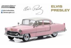 Greenlight 1/18 1955 Cadillac Fleetwood Series 60 - Elvis image