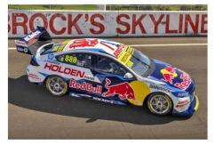 Biante 1/12 Holden ZB Commodore #888 Whincup/Lowndes image