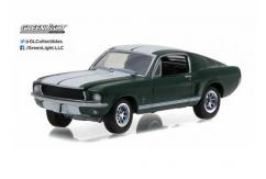 Greenlight 1/64 1967 Ford Mustang image