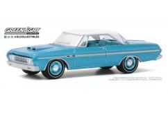 Greenlight 1/64 1964 Plymouth Sport Fury 426 Max Wedge image