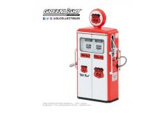Greenlight 1/18 1954 Tokheim 350 Twin Gas Pump - Phillips 66 image
