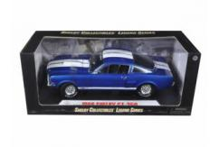 Shelby Collectables 1/18 1966 Shelby GT 350  Blue/White image
