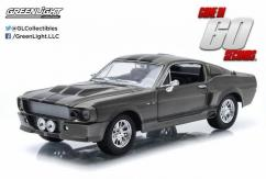 "Greenlight 1/24 1967 Ford Mustang ""Eleanor"" - Gone in 60 Seconds image"