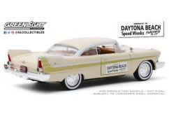 Greenlight Collectibles 1/24 1957 Plymouth Fury - Daytona Speed Week image