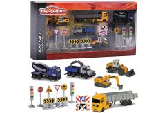 Majorette Construction Big Theme Set image