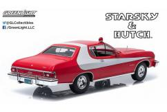 Greenlight Collectibles 1/18 1976 Ford Gran Torino - Starsky & Hutch image