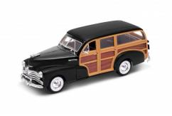 Welly 1/24 1948 Chevrolet Fleetmaster Woody image