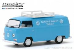 Greenlight 1/64 1971 Volkswagen Type 2 Panel Van - VW Tech Support image