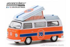 Greenlight 1/64 1973 Volkswagen Type 2 Westfalia Campmobile - Union 76 image