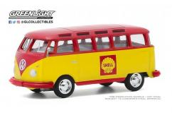 Greenlight 1/64 1964 Volkswagen Samba Bus - Shell image